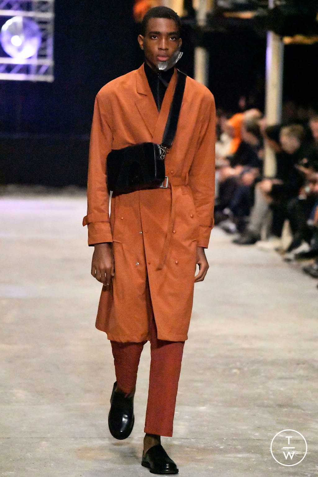 Fashion Week London Spring/Summer 2020 look 9 de la collection A Cold Wall menswear