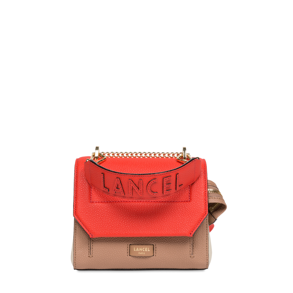 Fashion Week Paris Fall/Winter 2021 look 54 from the Lancel collection womenswear accessories