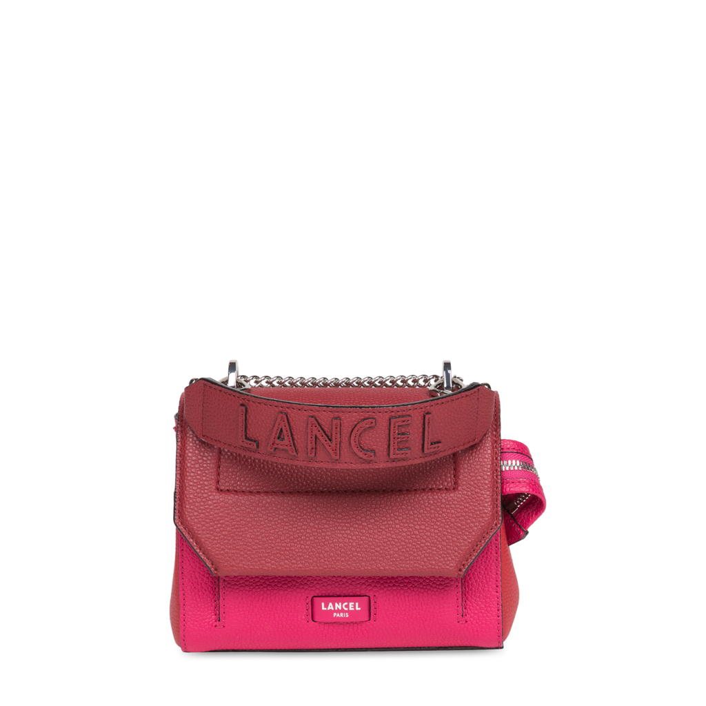 Fashion Week Paris Fall/Winter 2021 look 2 from the Lancel collection womenswear accessories