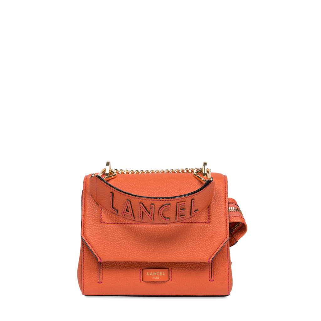 Fashion Week Paris Fall/Winter 2021 look 3 from the Lancel collection womenswear accessories
