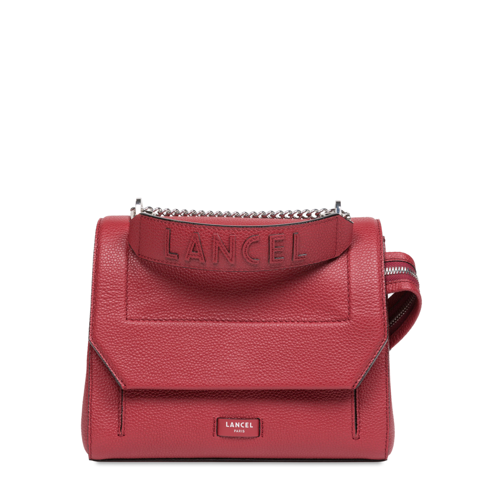 Fashion Week Paris Fall/Winter 2021 look 4 from the Lancel collection womenswear accessories