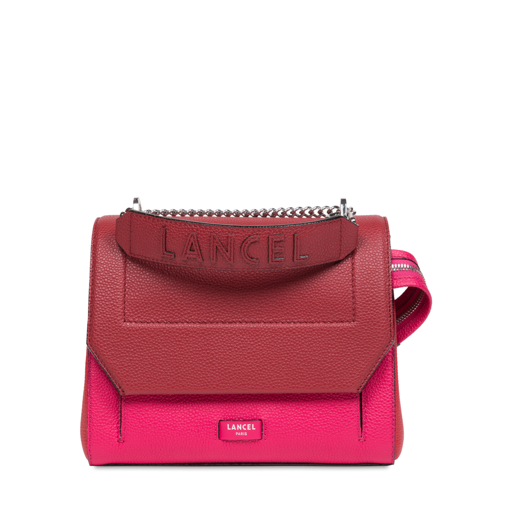 Fashion Week Paris Fall/Winter 2021 look 5 from the Lancel collection womenswear accessories