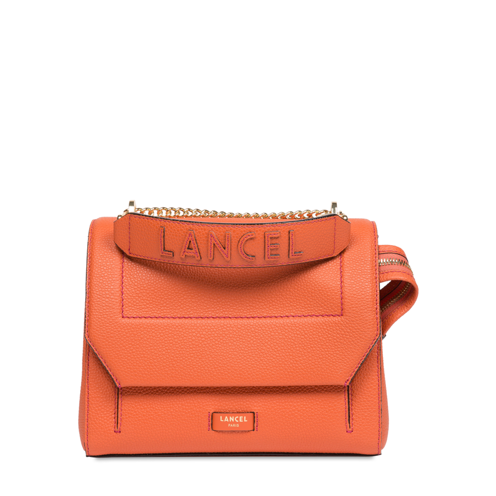 Fashion Week Paris Fall/Winter 2021 look 6 from the Lancel collection womenswear accessories