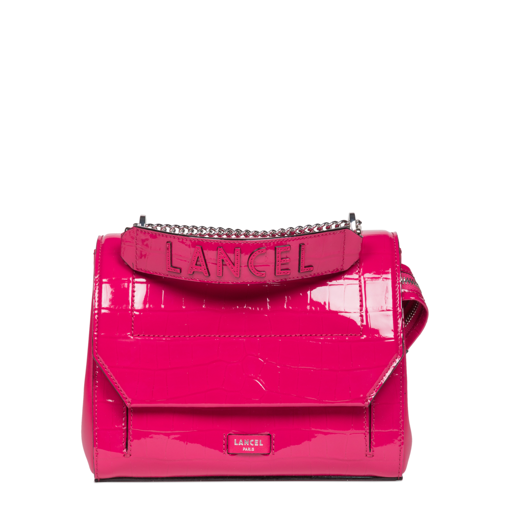 Fashion Week Paris Fall/Winter 2021 look 74 from the Lancel collection womenswear accessories