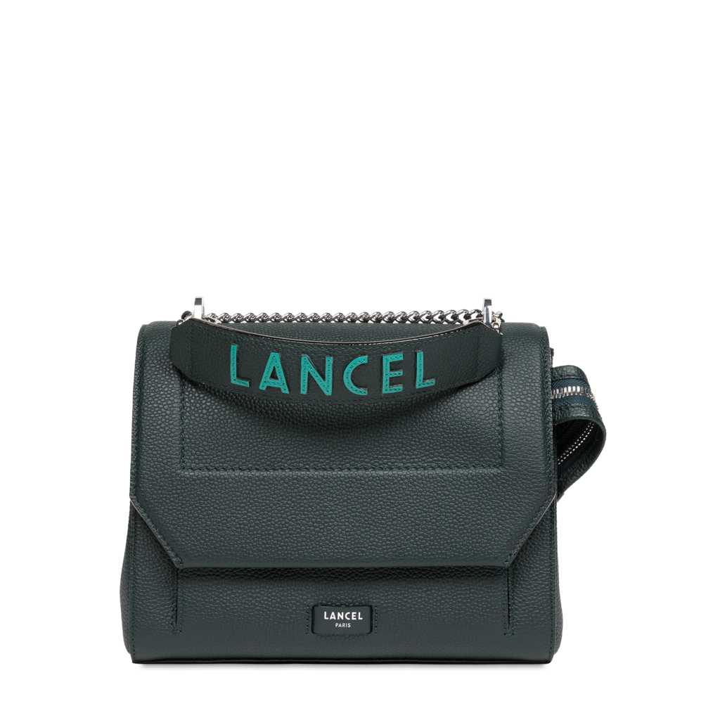 Fashion Week Paris Fall/Winter 2021 look 41 from the Lancel collection womenswear accessories