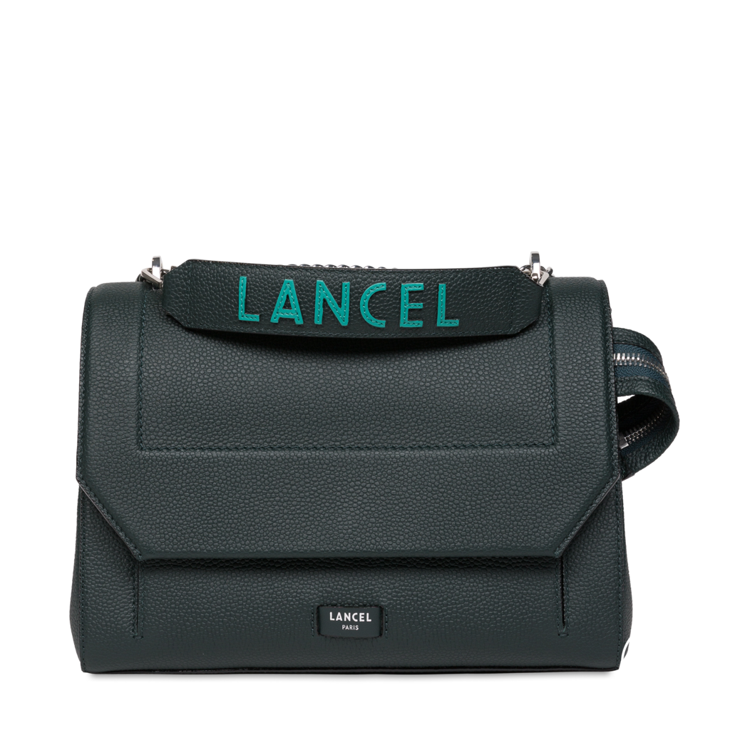 Fashion Week Paris Fall/Winter 2021 look 42 from the Lancel collection womenswear accessories