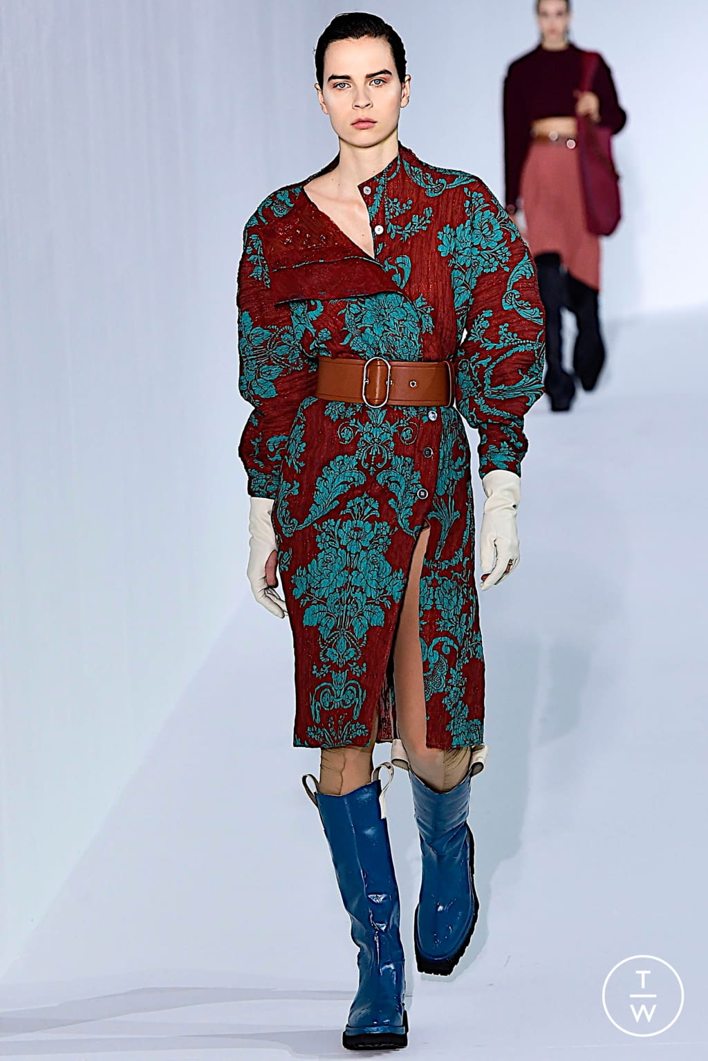 Fashion Week Paris Fall/Winter 2019 look 20 from the Acne Studios collection womenswear