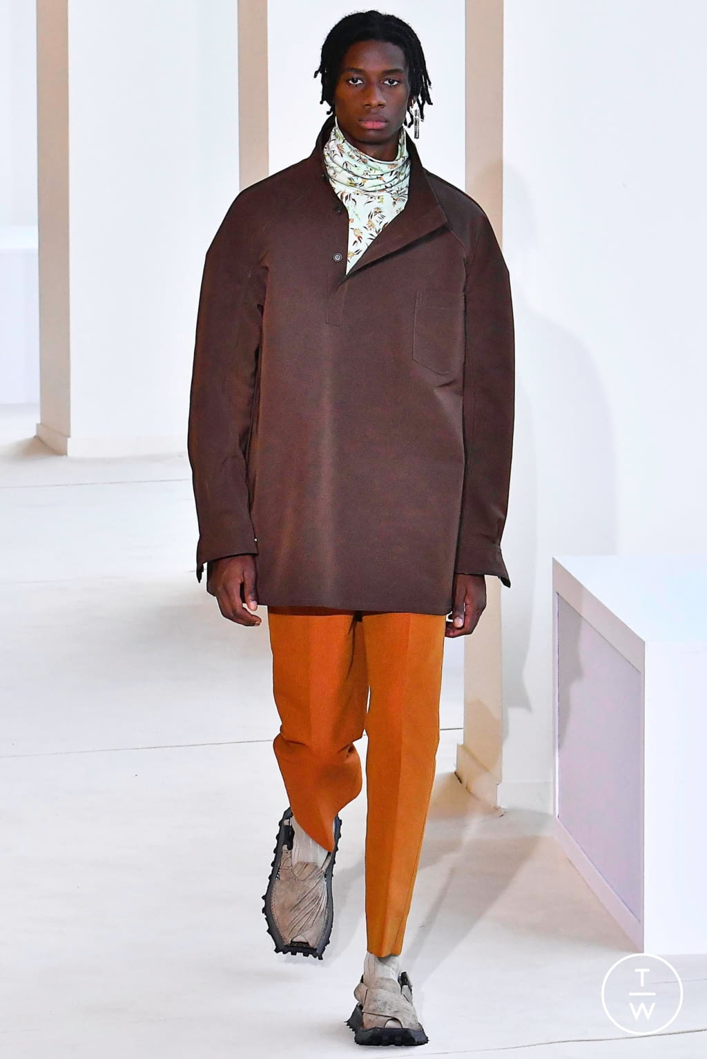 Fashion Week Paris Spring/Summer 2020 look 32 from the Acne Studios collection menswear