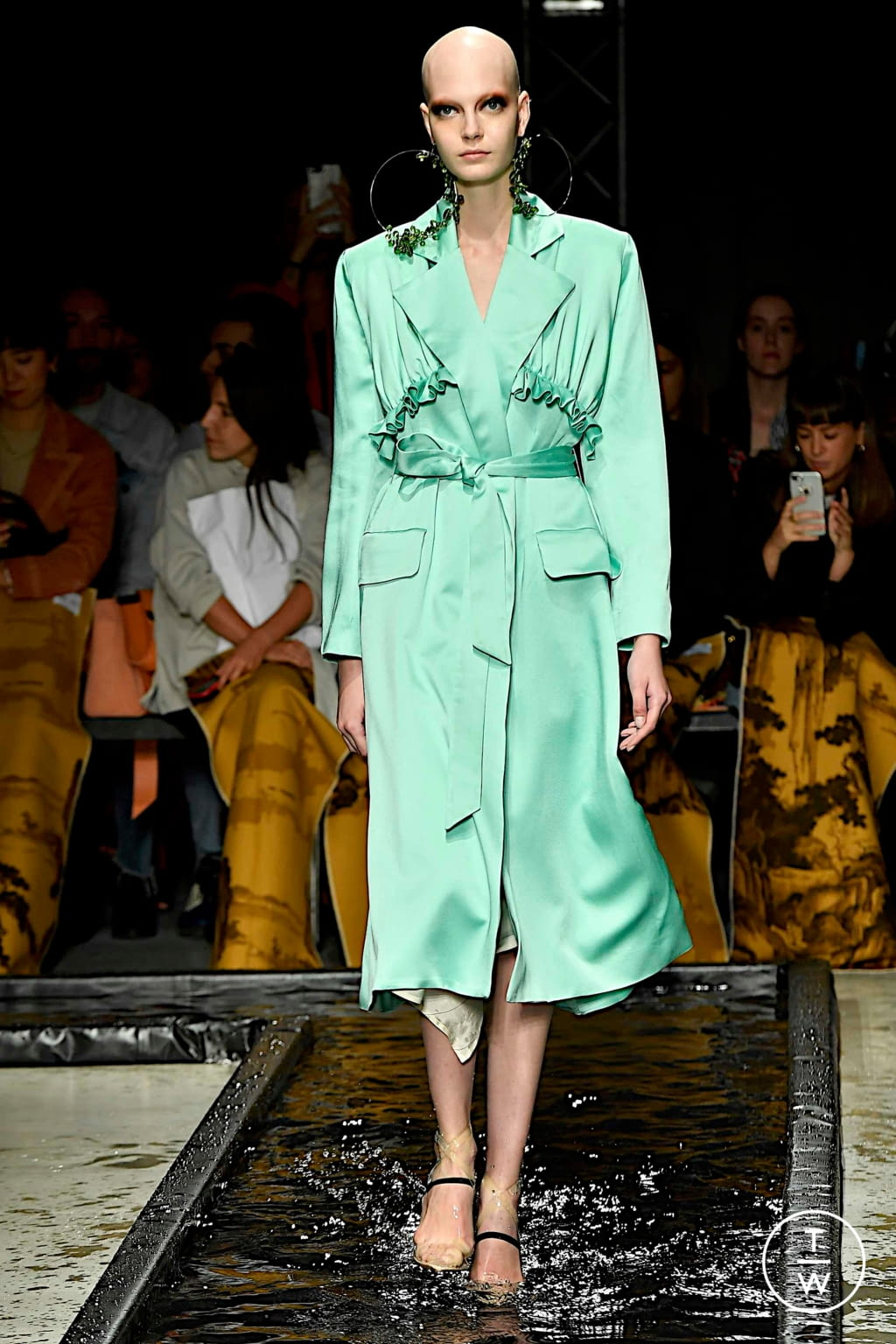 Fashion Week Milan Spring/Summer 2020 look 7 from the Act n°1 collection womenswear