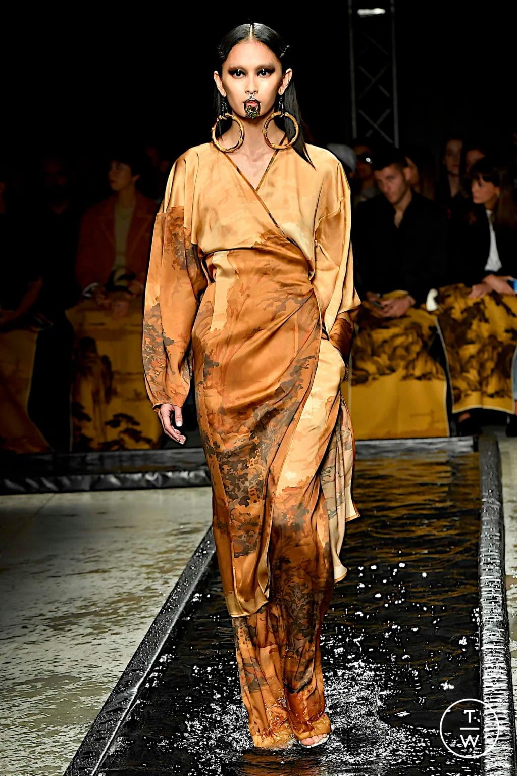 Fashion Week Milan Spring/Summer 2020 look 25 de la collection Act n°1 womenswear