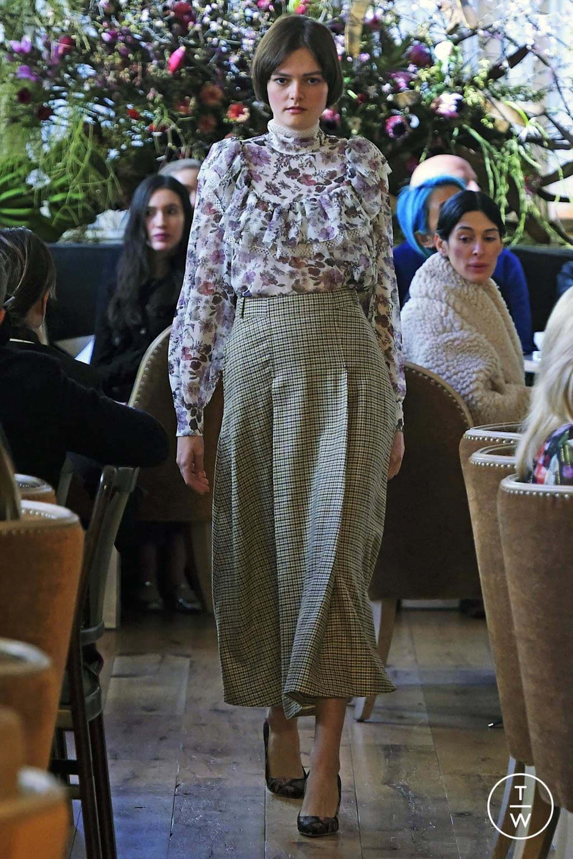 Fashion Week New York Fall/Winter 2020 look 21 de la collection Adam Lippes womenswear