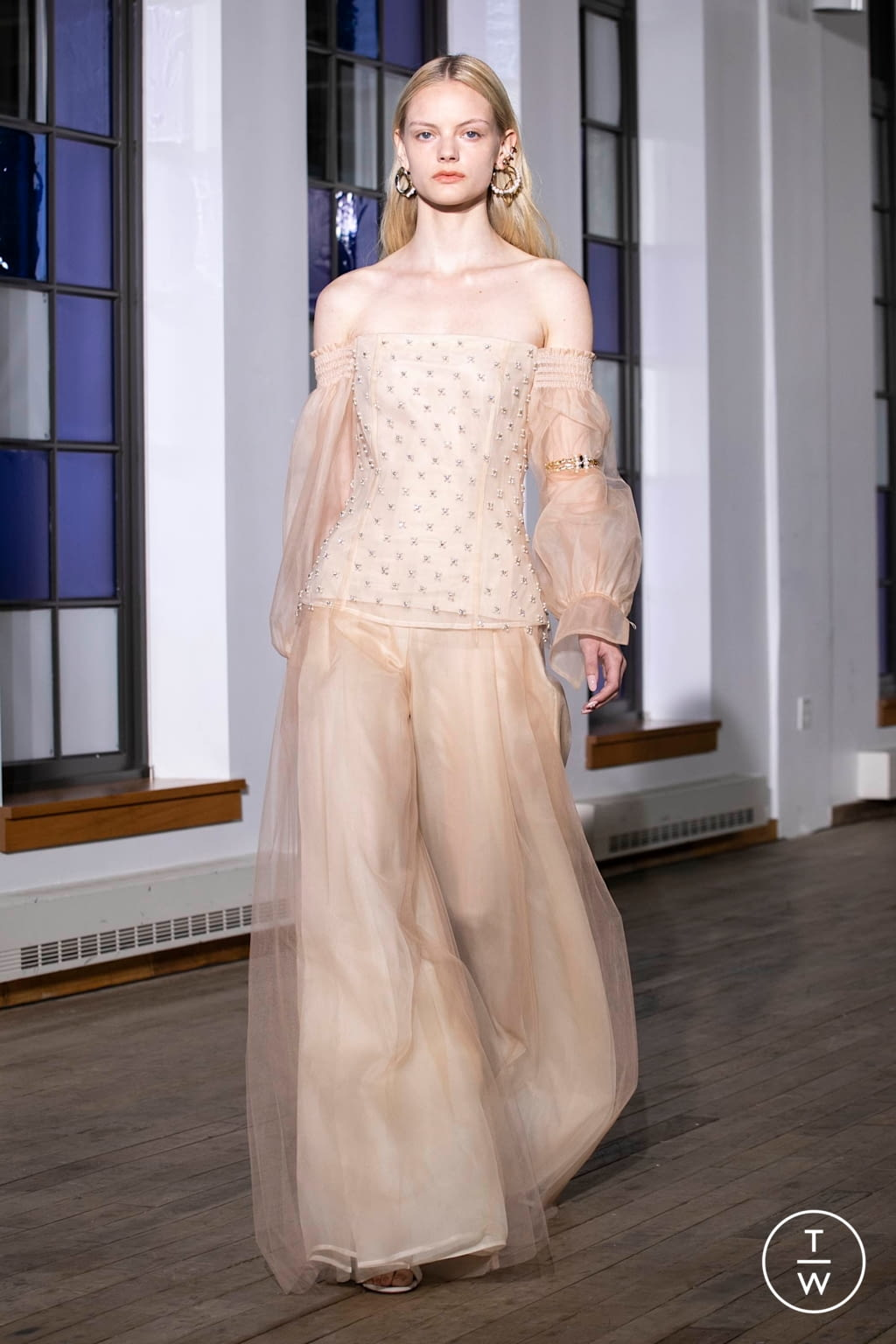 Fashion Week New York Spring/Summer 2020 look 24 from the Adeam collection womenswear