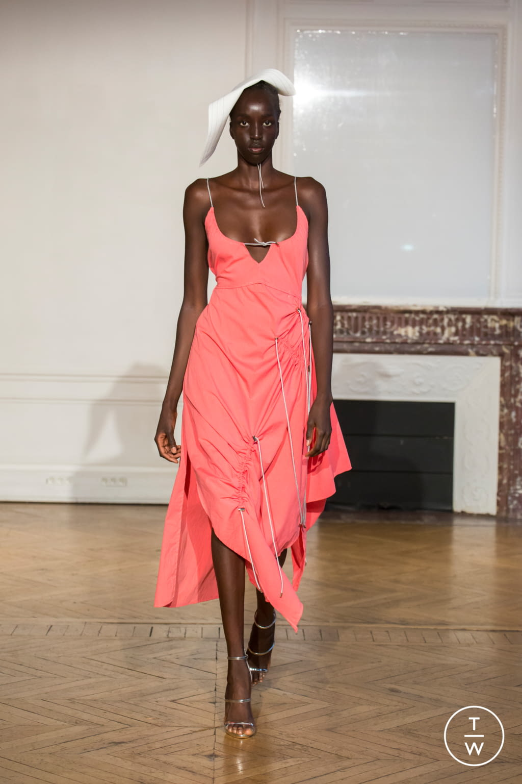 Fashion Week Paris Spring/Summer 2020 look 18 from the Afterhomework collection womenswear