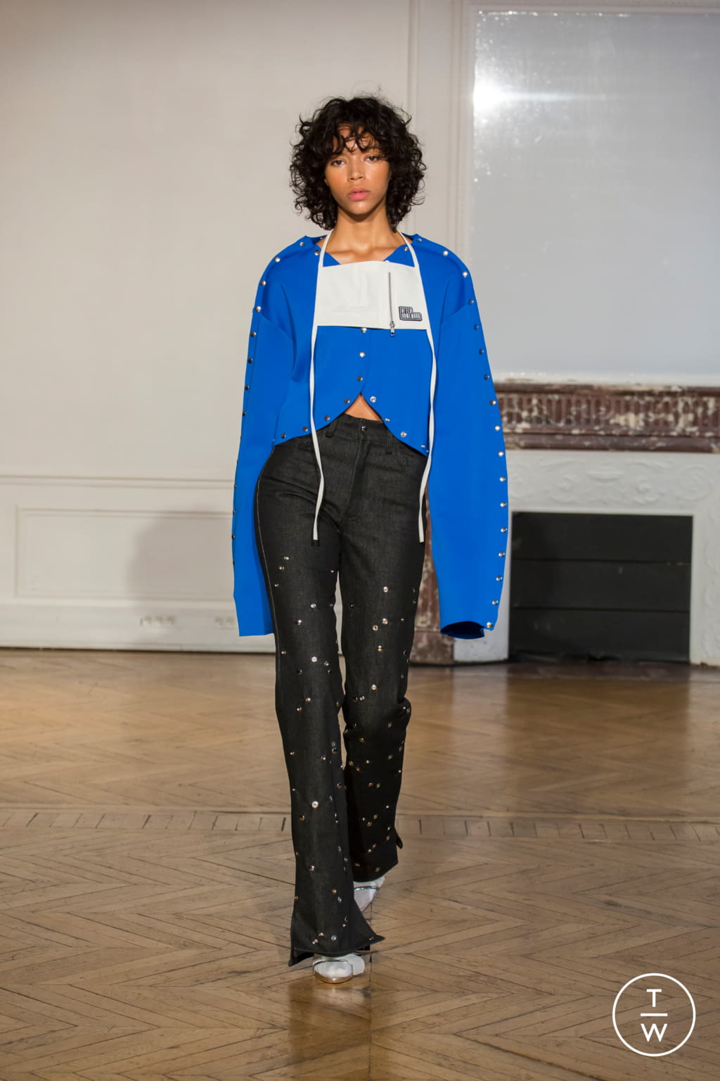 Fashion Week Paris Spring/Summer 2020 look 25 from the Afterhomework collection womenswear