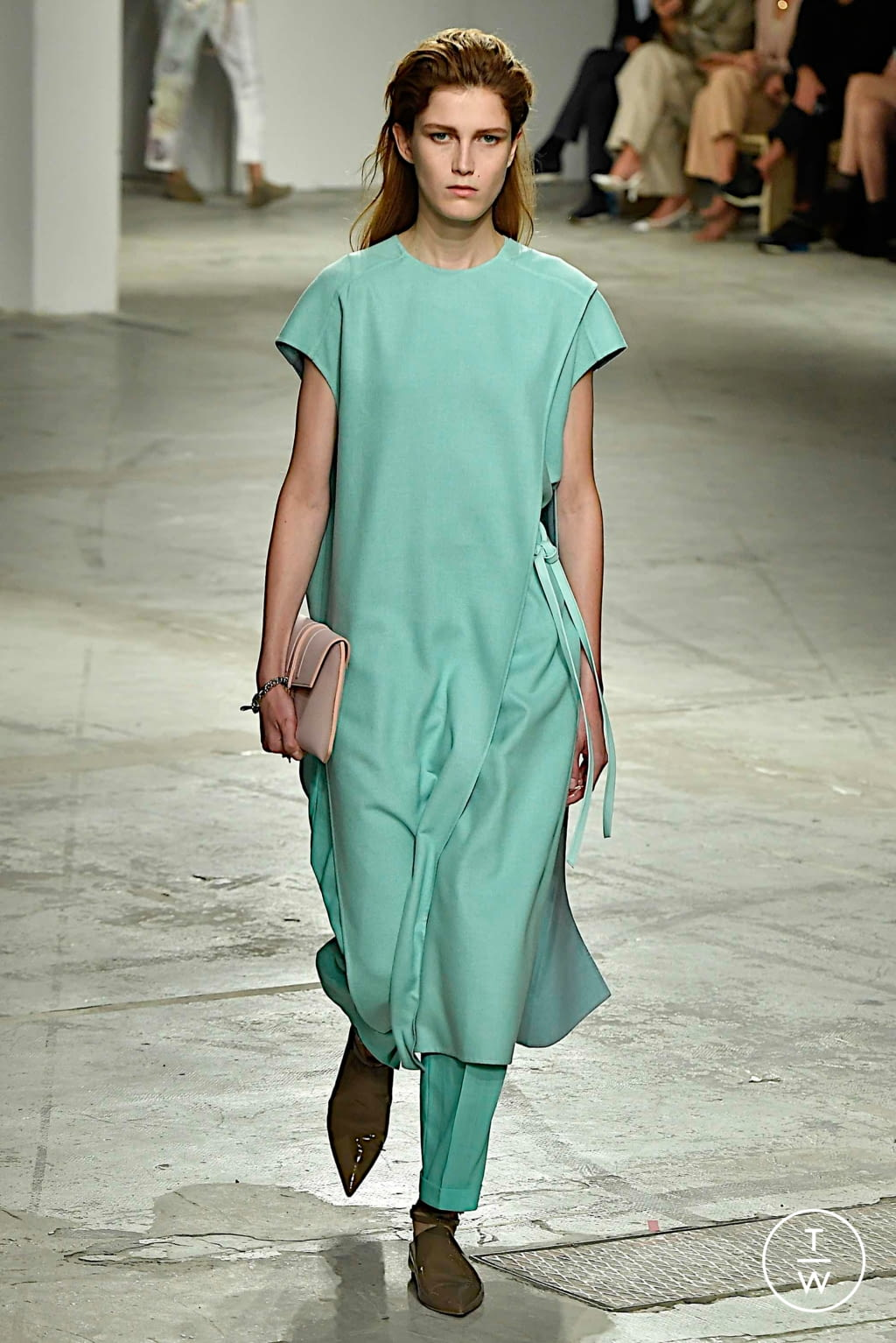 Fashion Week Milan Spring/Summer 2020 look 31 from the Agnona collection womenswear