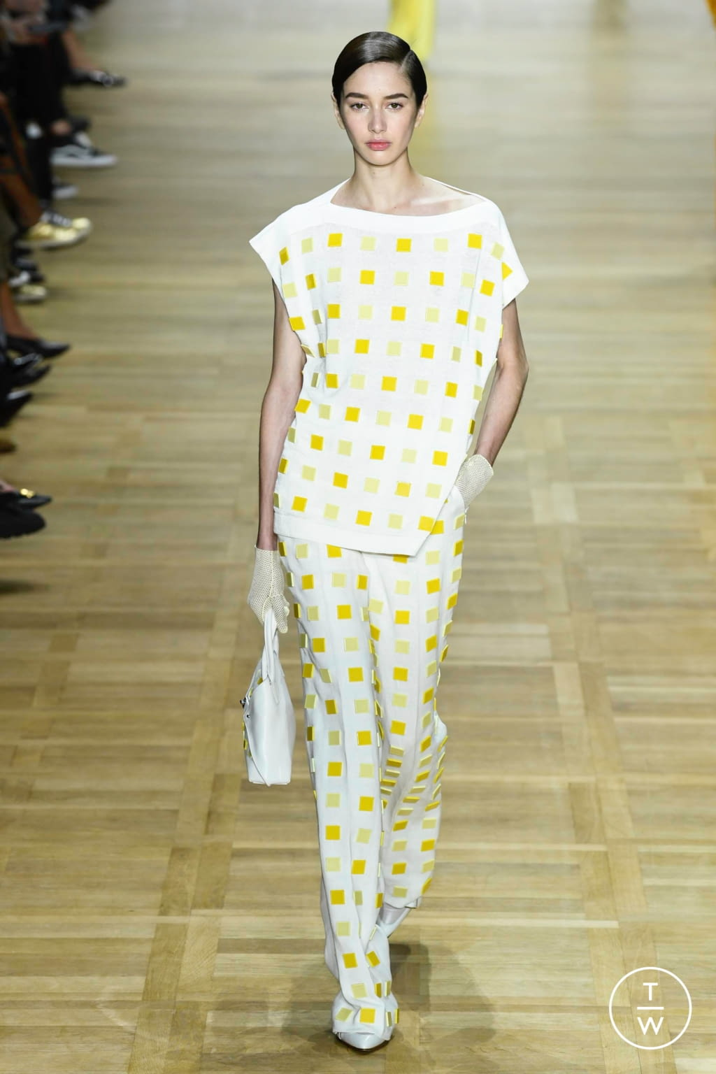 Fashion Week Paris Spring/Summer 2020 look 30 de la collection Akris womenswear