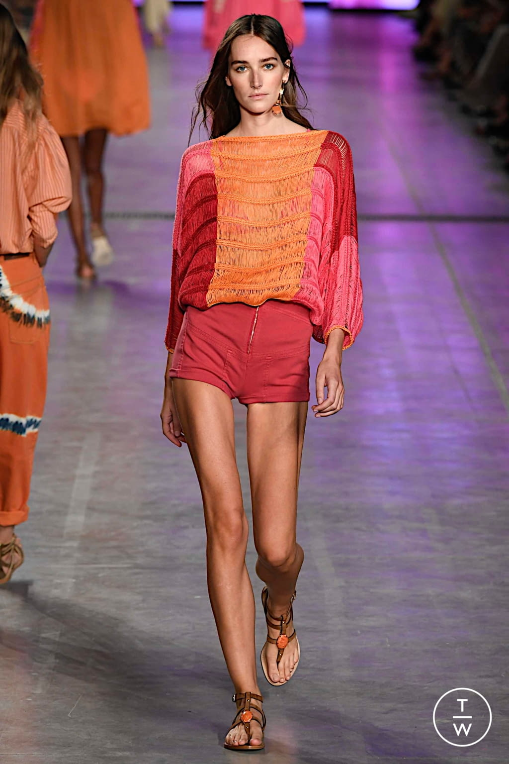 Fashion Week Milan Spring/Summer 2020 look 19 de la collection Alberta Ferretti womenswear