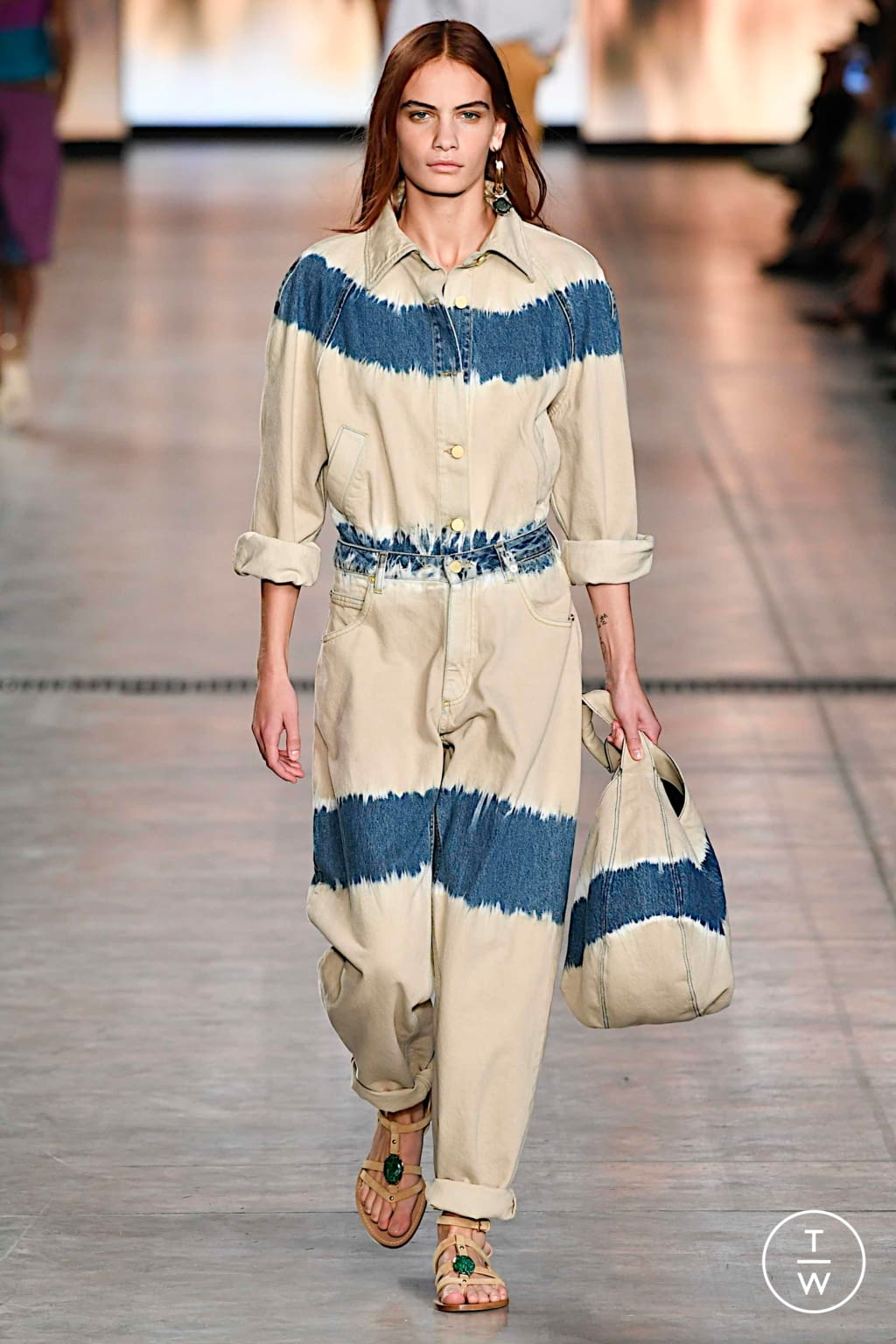 Fashion Week Milan Spring/Summer 2020 look 29 de la collection Alberta Ferretti womenswear