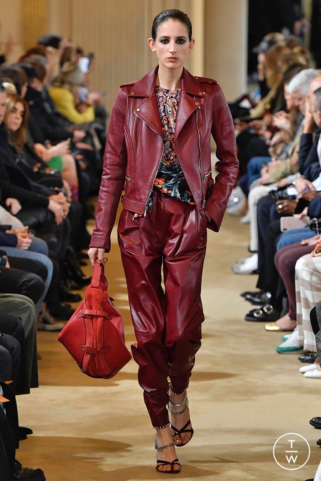 Fashion Week Paris Fall/Winter 2019 look 6 from the Altuzarra collection womenswear