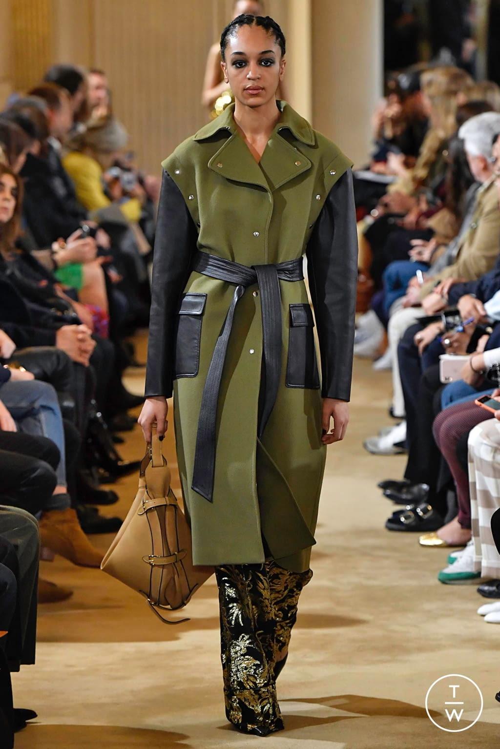 Fashion Week Paris Fall/Winter 2019 look 24 from the Altuzarra collection womenswear