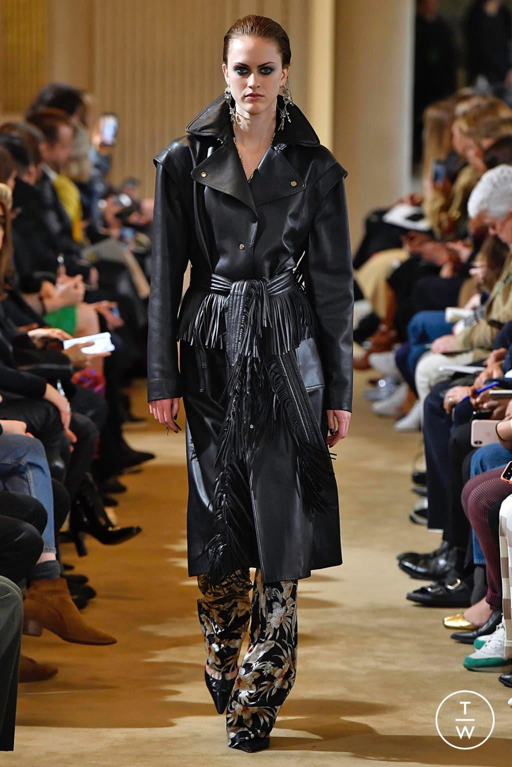 Fashion Week Paris Fall/Winter 2019 look 35 de la collection Altuzarra womenswear