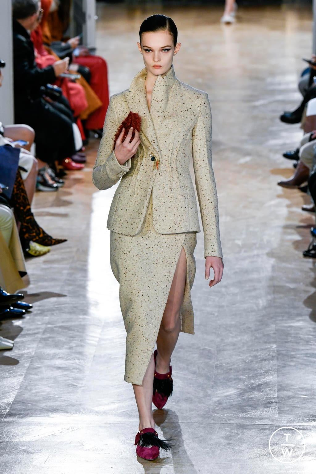 Fashion Week Paris Fall/Winter 2020 look 3 de la collection Altuzarra womenswear