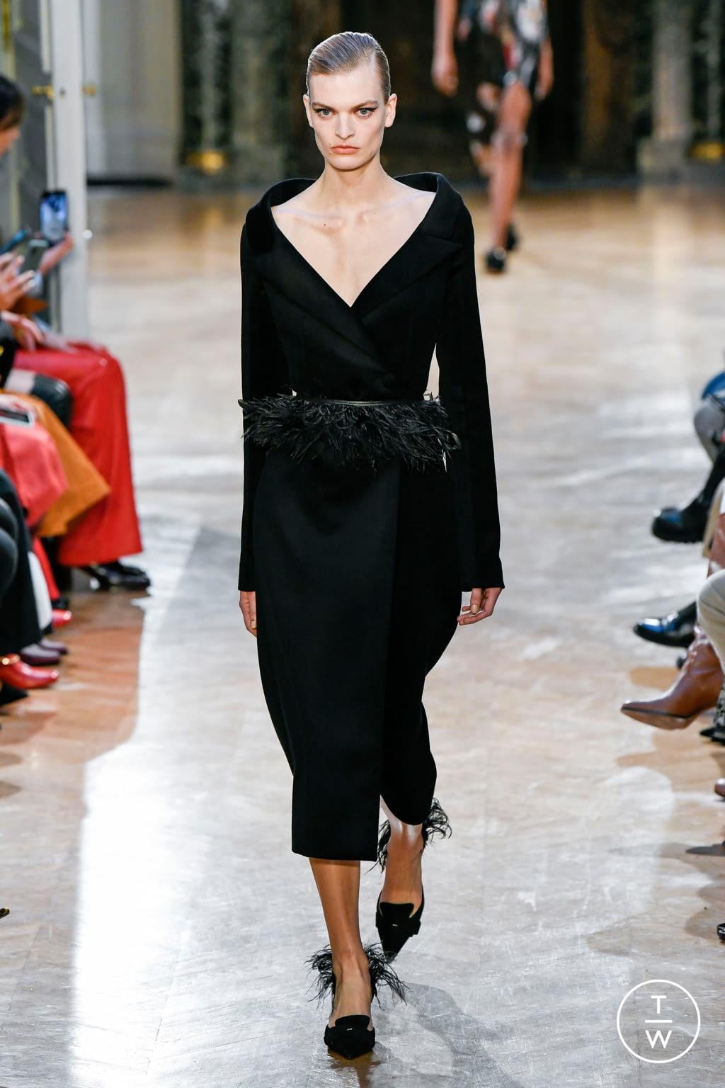 Fashion Week Paris Fall/Winter 2020 look 9 de la collection Altuzarra womenswear