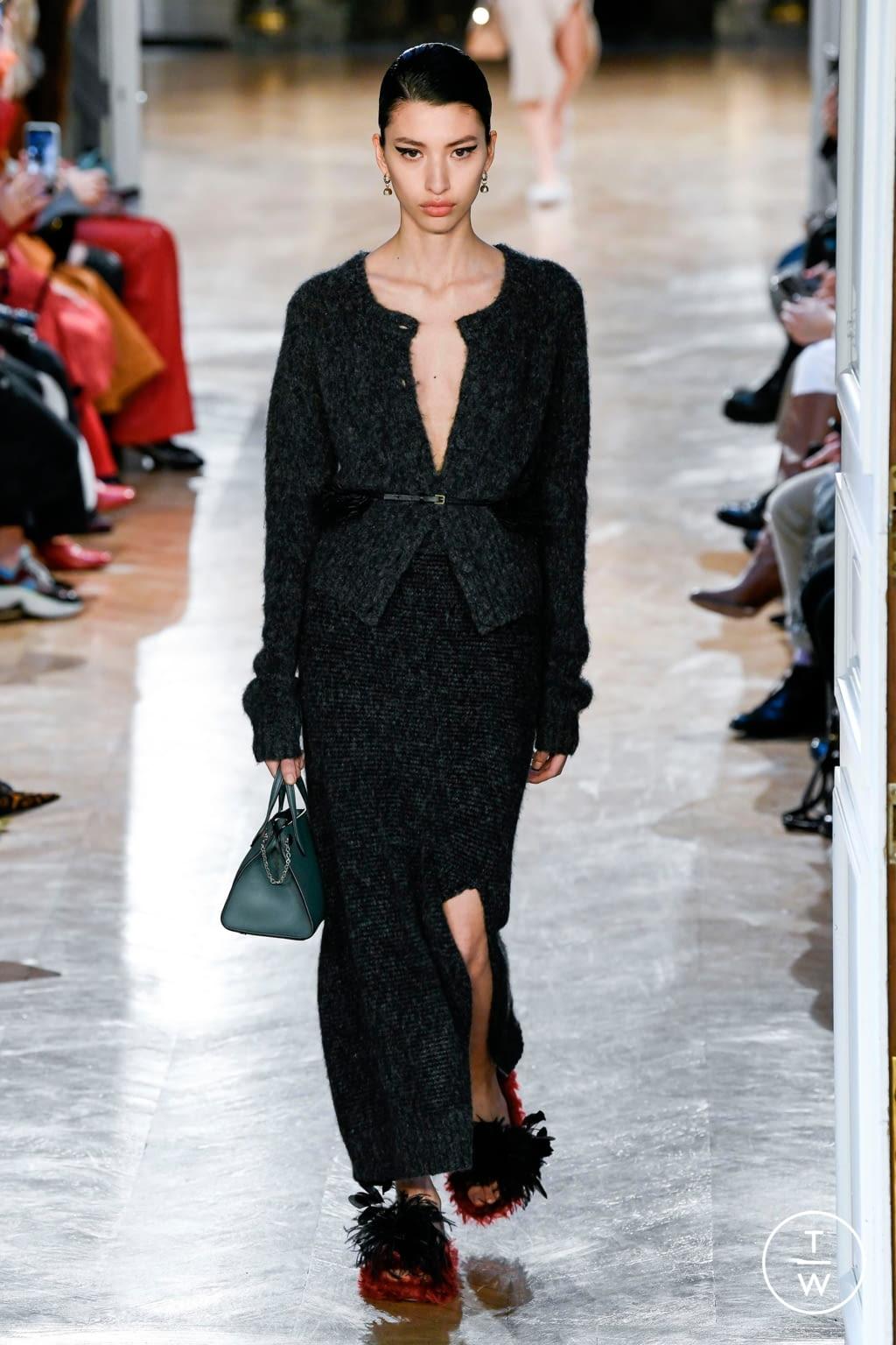 Fashion Week Paris Fall/Winter 2020 look 17 from the Altuzarra collection womenswear