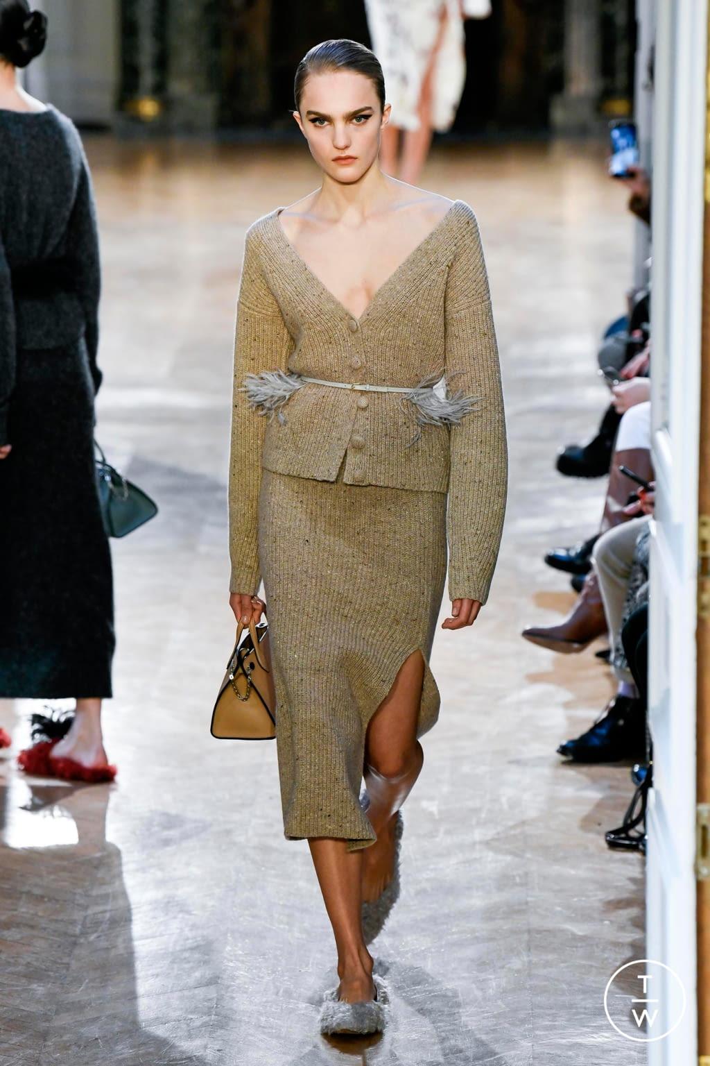 Fashion Week Paris Fall/Winter 2020 look 18 de la collection Altuzarra womenswear
