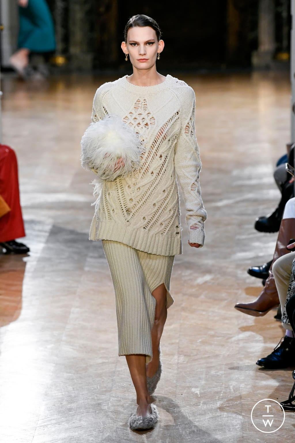 Fashion Week Paris Fall/Winter 2020 look 20 de la collection Altuzarra womenswear