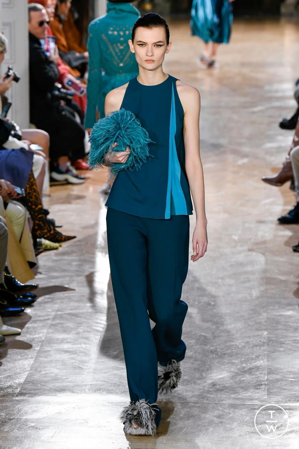 Fashion Week Paris Fall/Winter 2020 look 22 de la collection Altuzarra womenswear