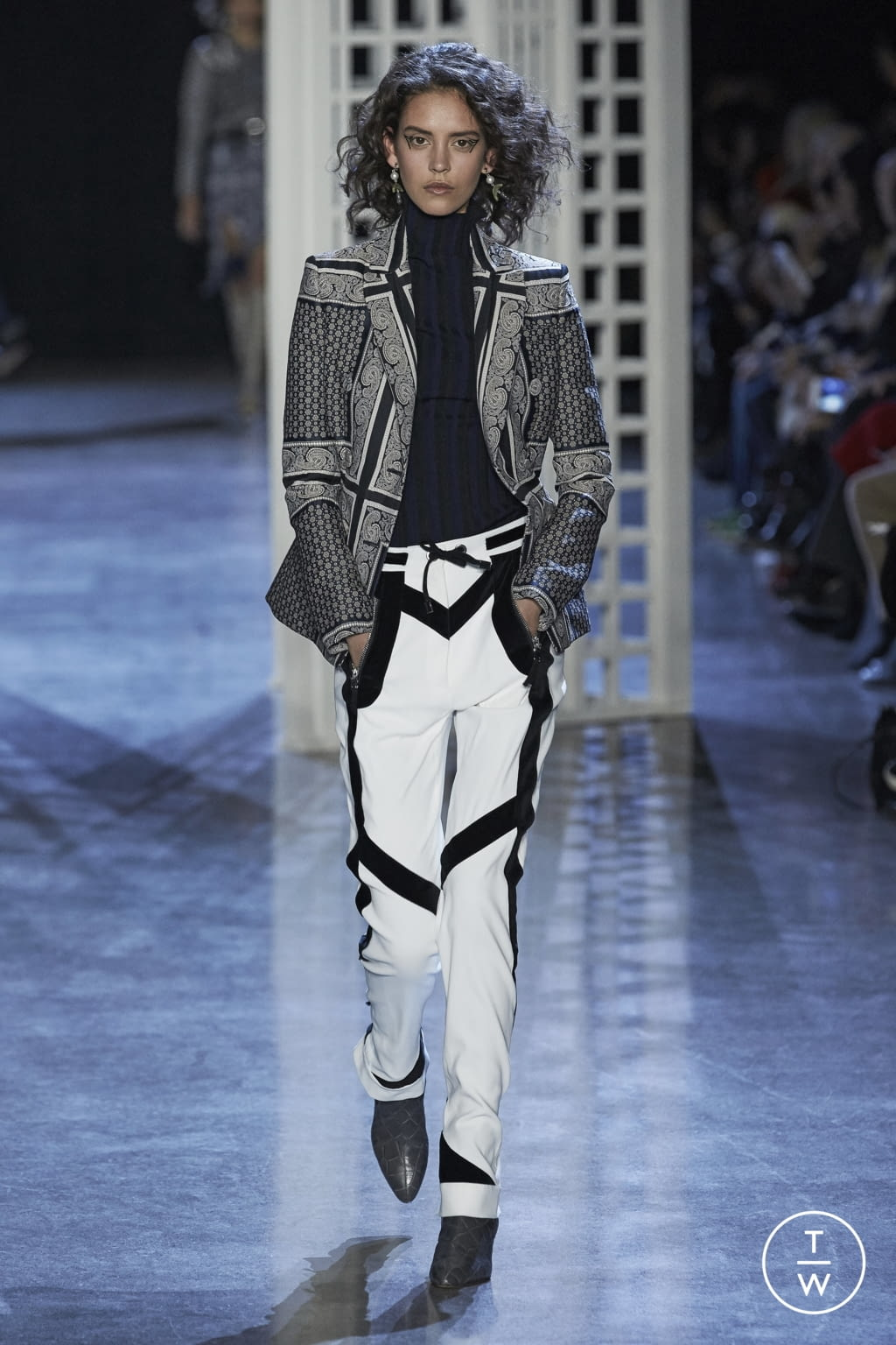 Fashion Week New York Fall/Winter 2016 look 3 de la collection Altuzarra womenswear