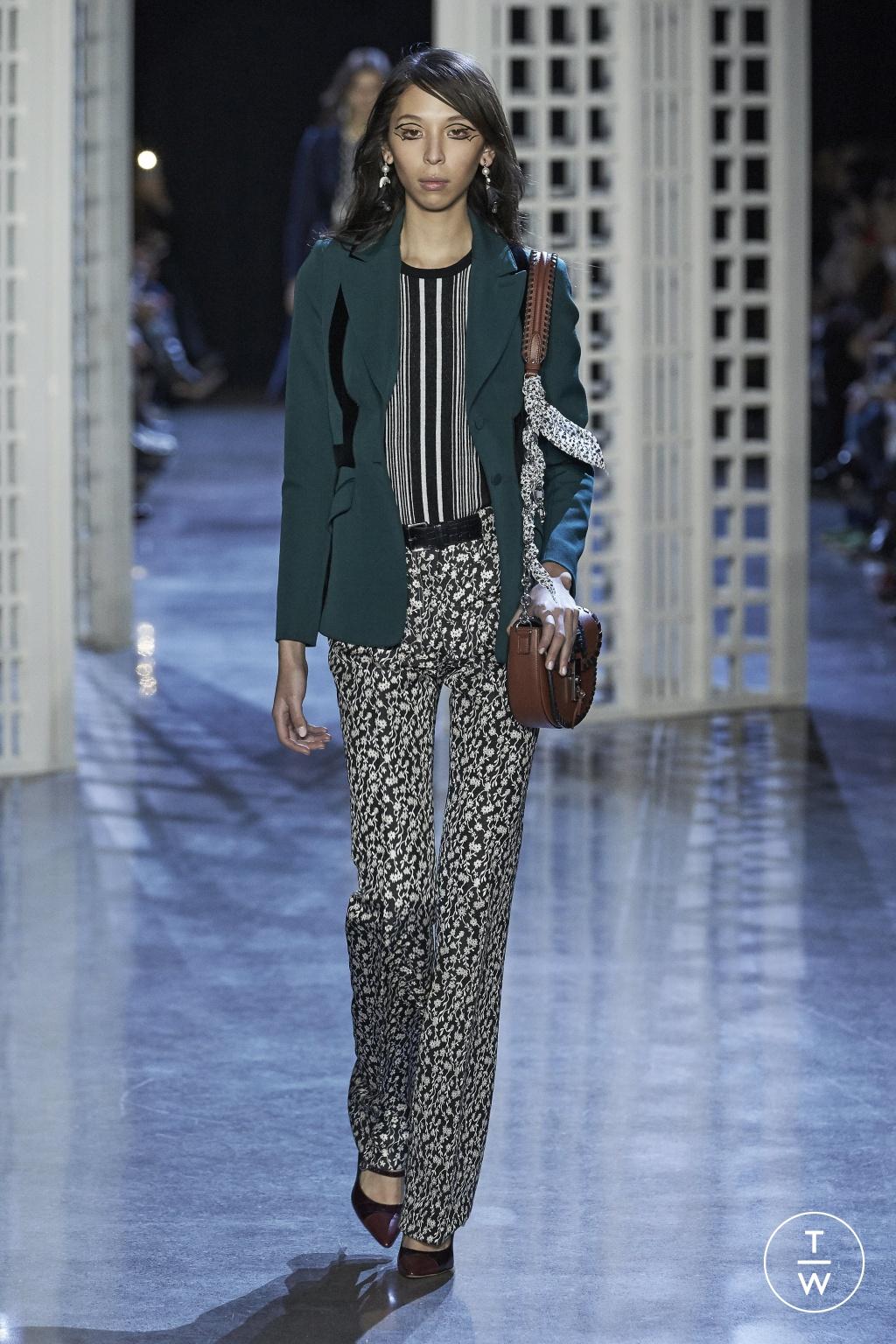 Fashion Week New York Fall/Winter 2016 look 8 from the Altuzarra collection womenswear