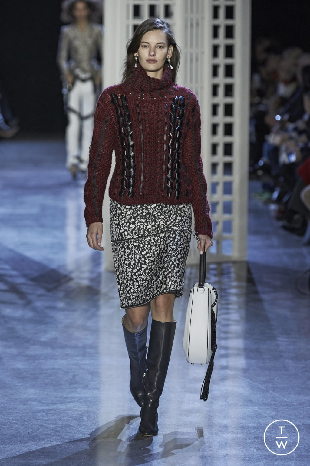 Fashion Week New York Fall/Winter 2016 look 13 from the Altuzarra collection womenswear