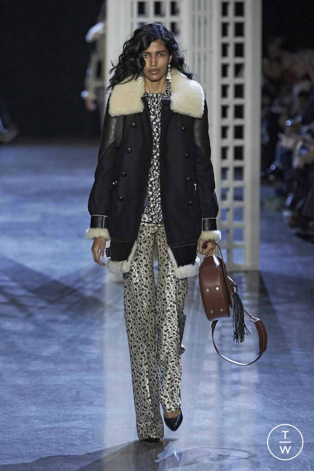 Fashion Week New York Fall/Winter 2016 look 15 de la collection Altuzarra womenswear