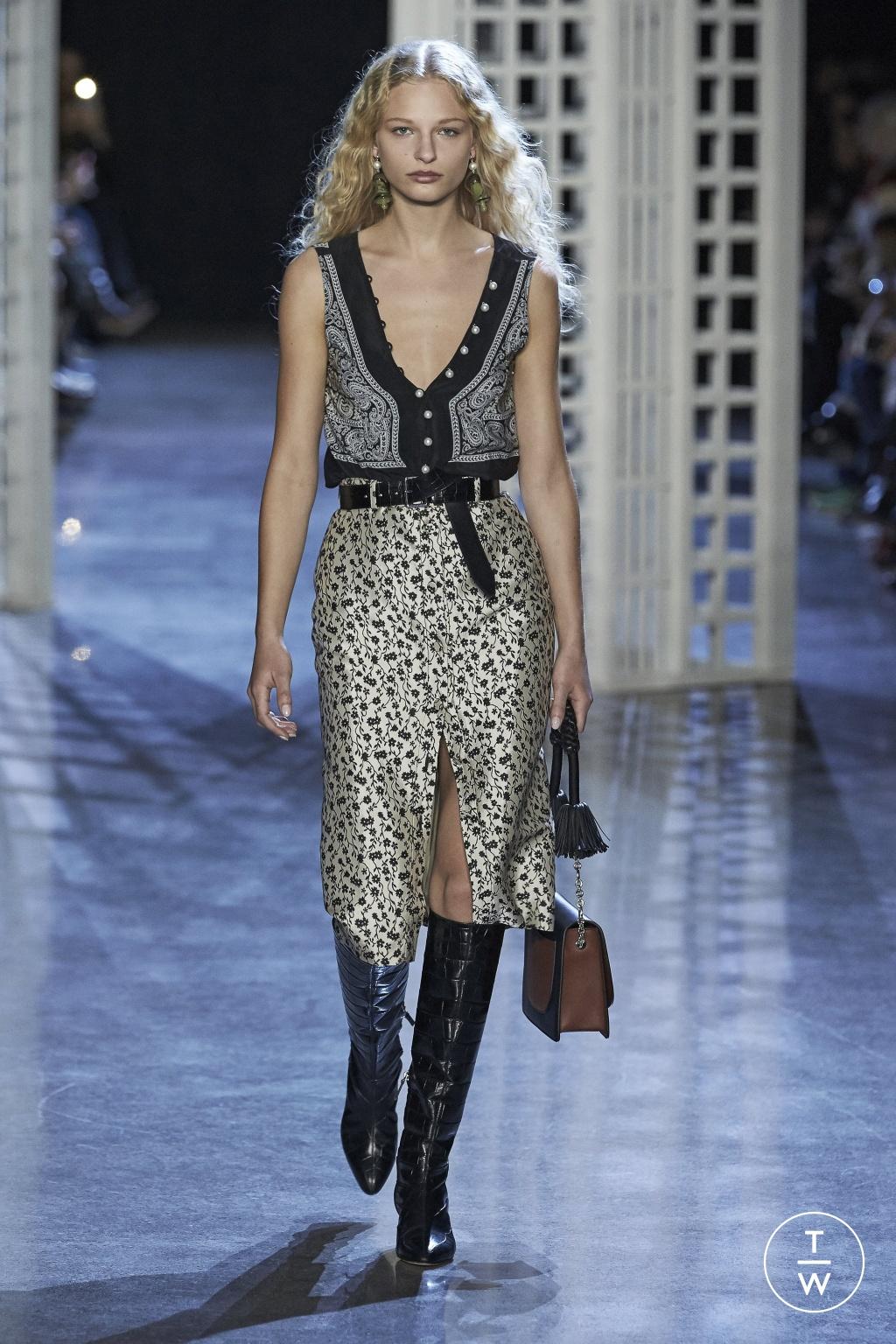 Fashion Week New York Fall/Winter 2016 look 17 from the Altuzarra collection womenswear