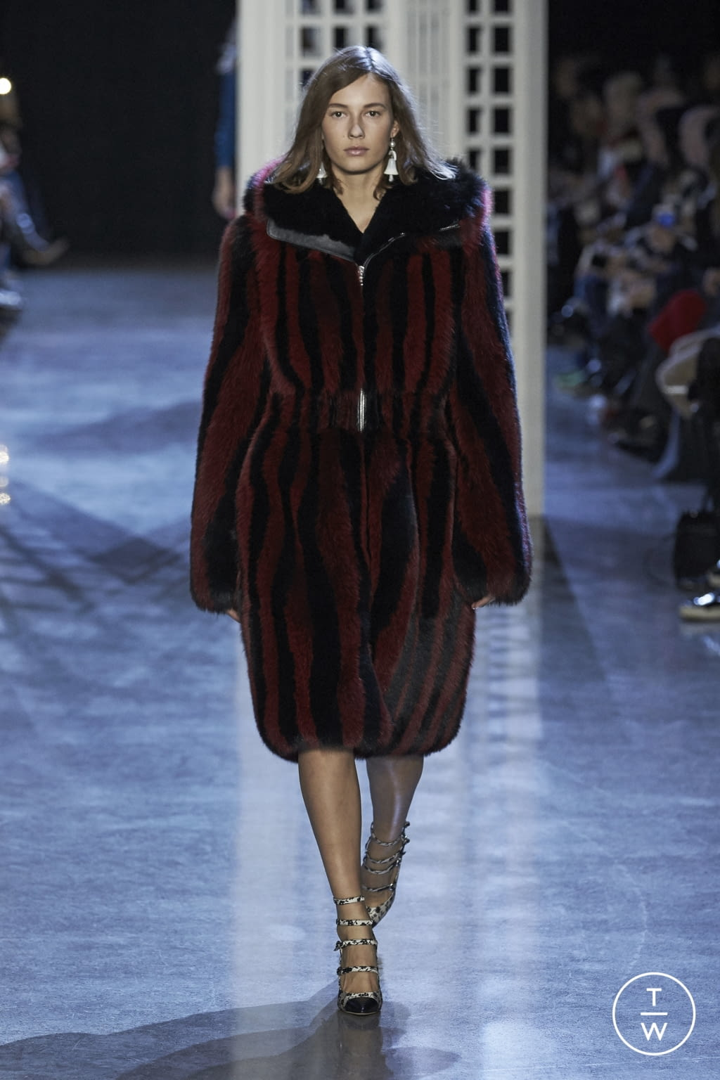 Fashion Week New York Fall/Winter 2016 look 27 de la collection Altuzarra womenswear