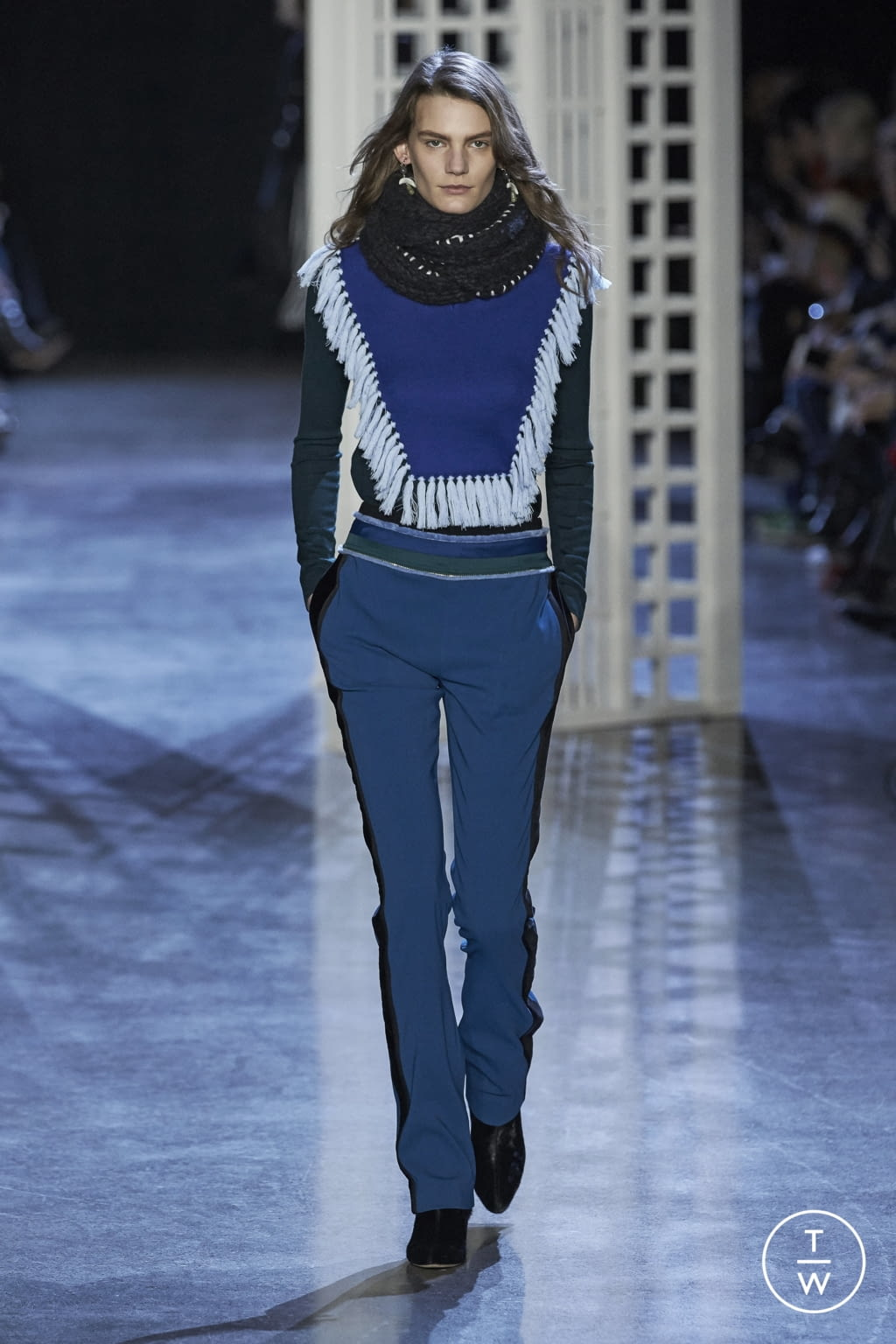 Fashion Week New York Fall/Winter 2016 look 29 de la collection Altuzarra womenswear
