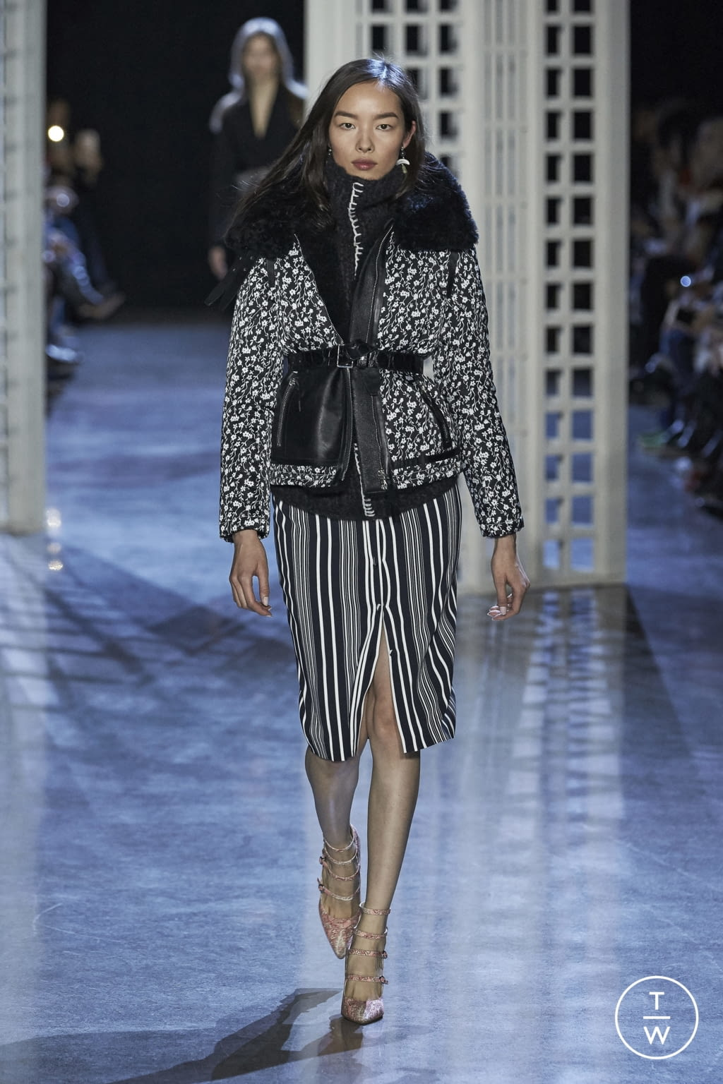 Fashion Week New York Fall/Winter 2016 look 32 from the Altuzarra collection womenswear