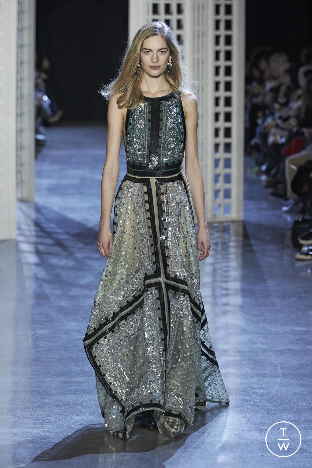 Fashion Week New York Fall/Winter 2016 look 38 from the Altuzarra collection womenswear