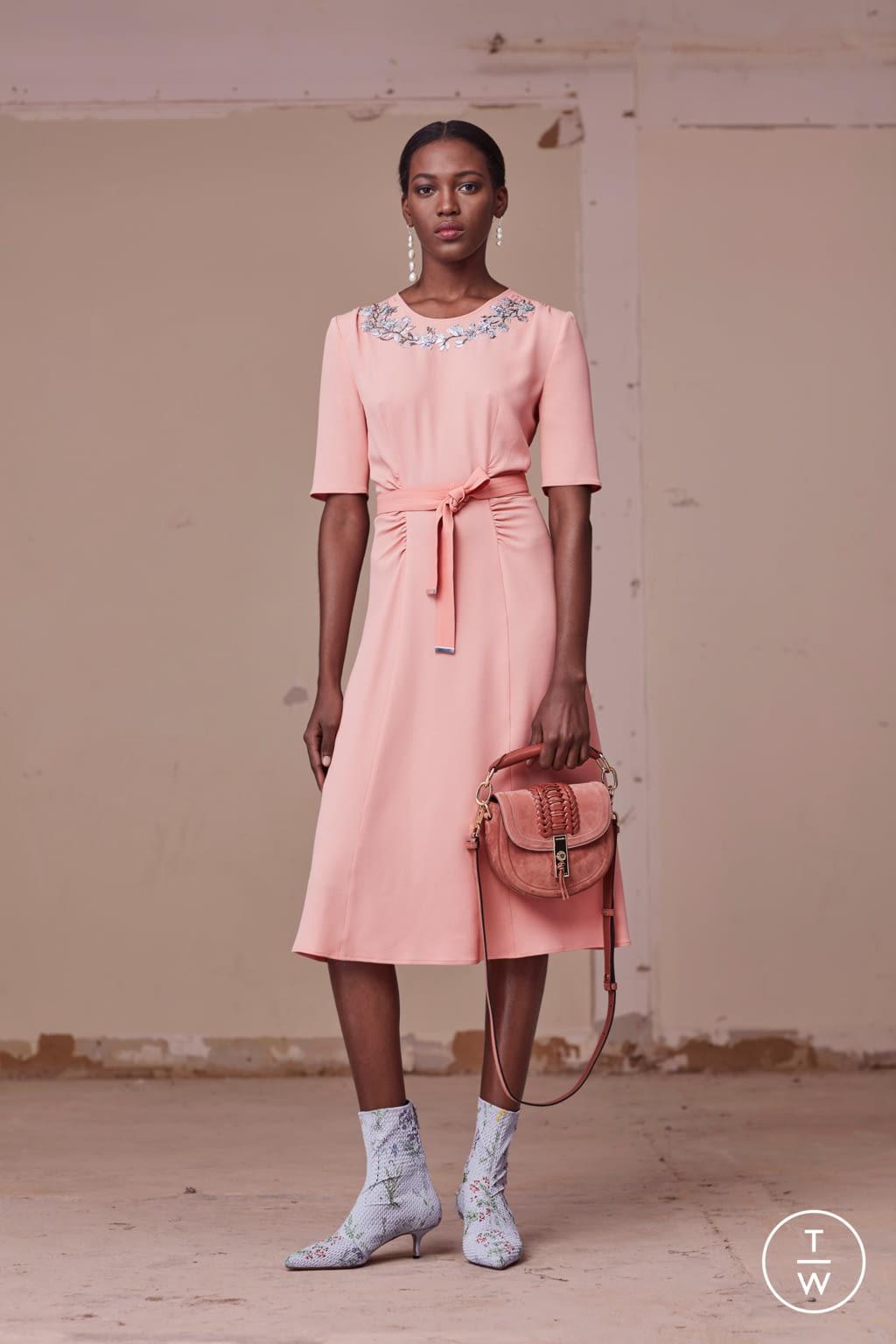 Fashion Week New York Pre-Fall 2017 look 25 from the Altuzarra collection womenswear