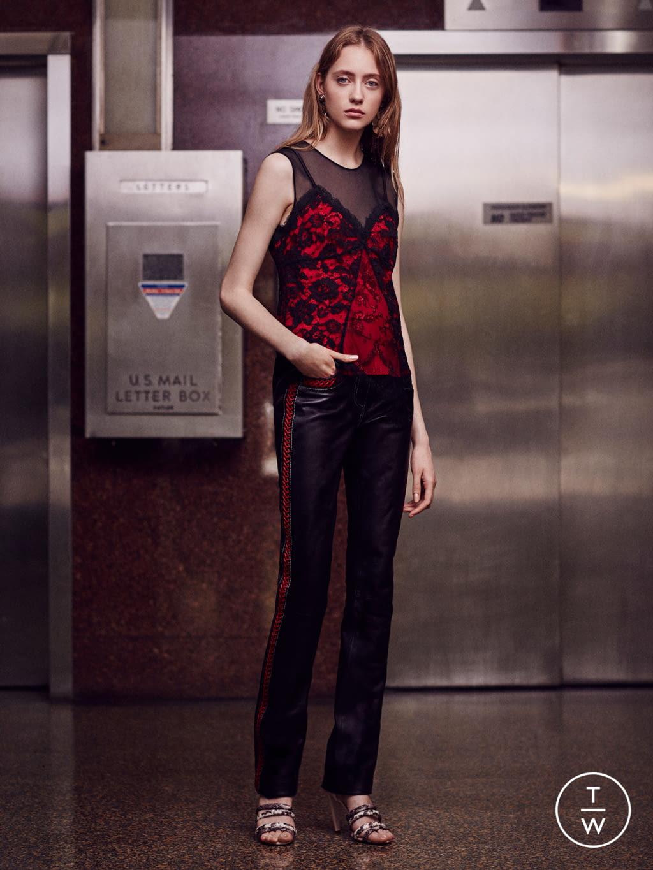 Fashion Week New York Resort 2017 look 4 from the Altuzarra collection womenswear
