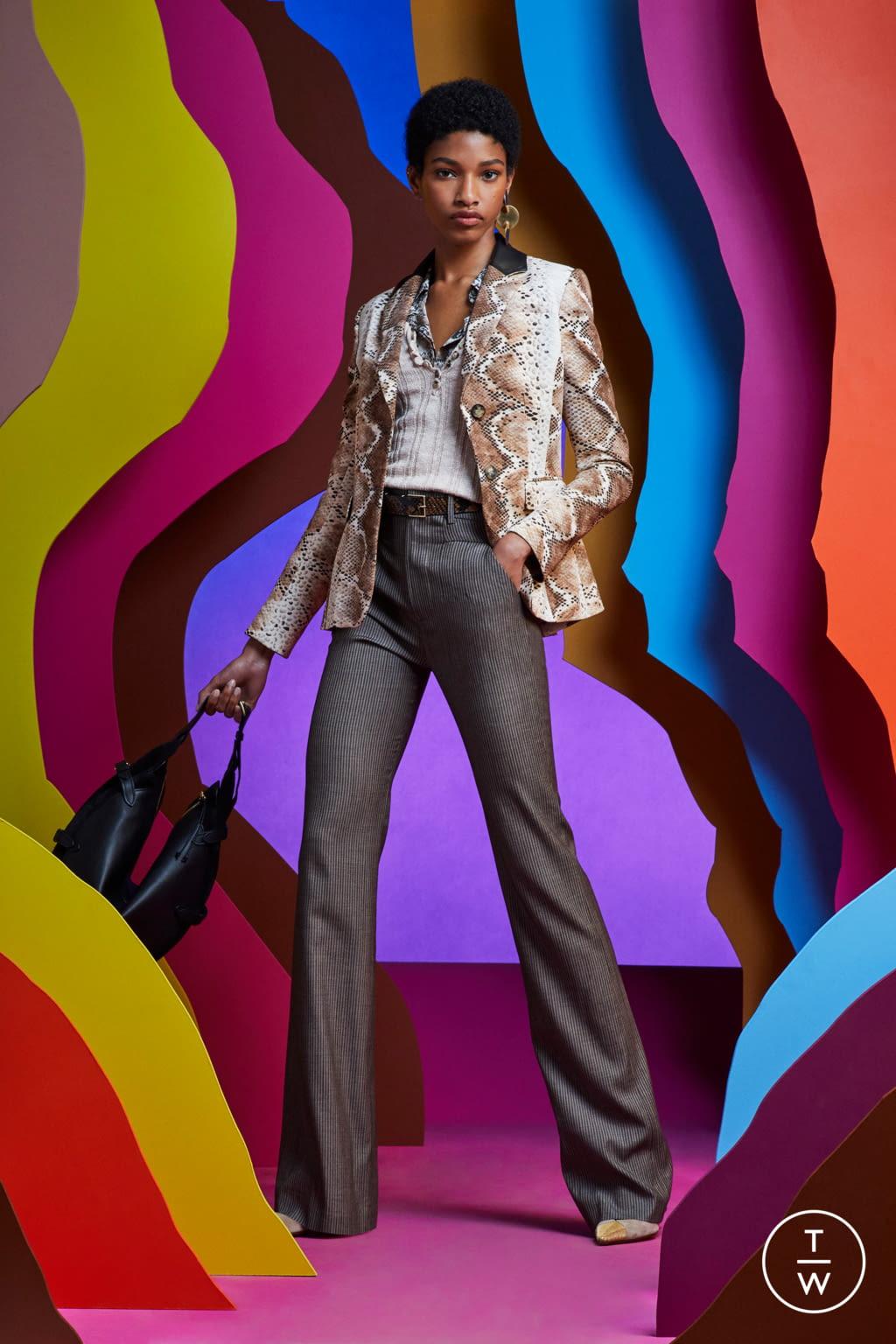 Fashion Week Paris Resort 2020 look 7 from the Altuzarra collection womenswear