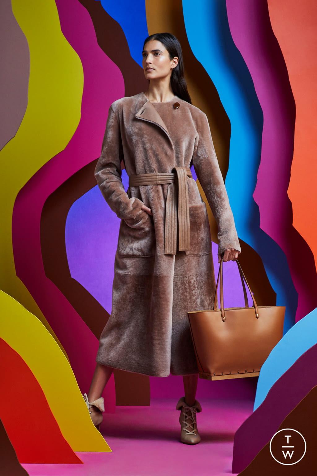 Fashion Week Paris Resort 2020 look 12 from the Altuzarra collection womenswear