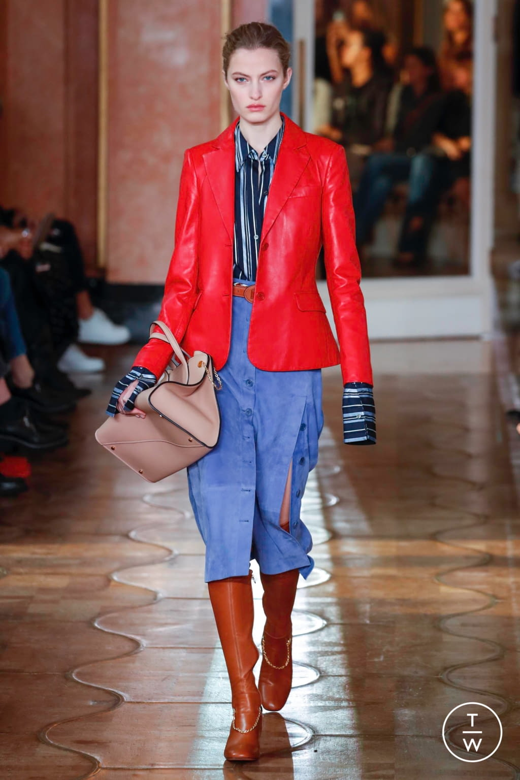 Fashion Week Paris Spring/Summer 2020 look 5 from the Altuzarra collection womenswear