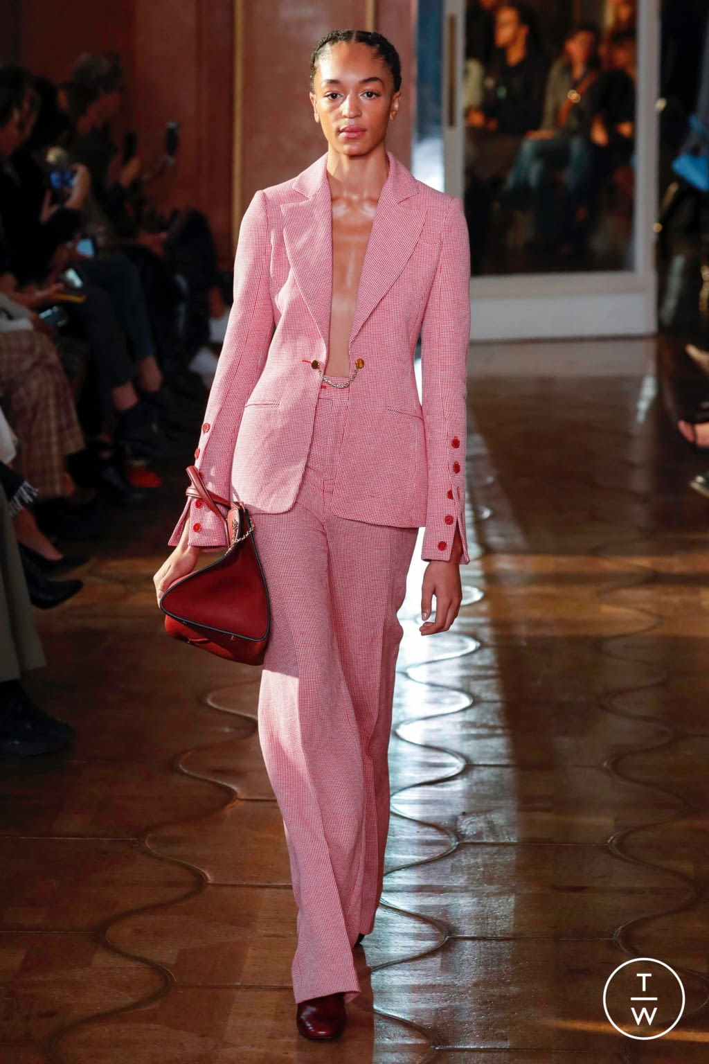 Fashion Week Paris Spring/Summer 2020 look 32 from the Altuzarra collection womenswear