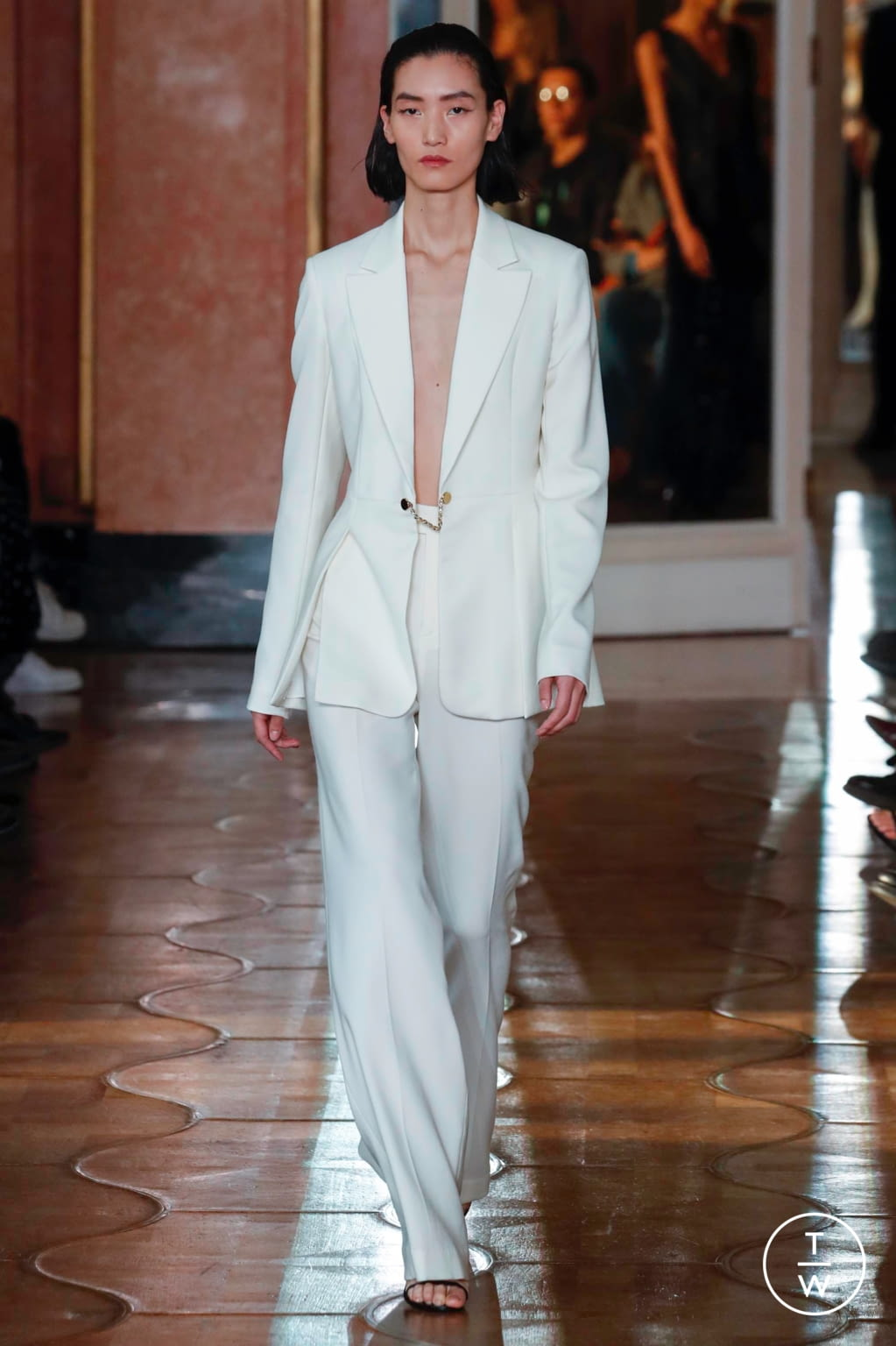 Fashion Week Paris Spring/Summer 2020 look 44 from the Altuzarra collection 女装
