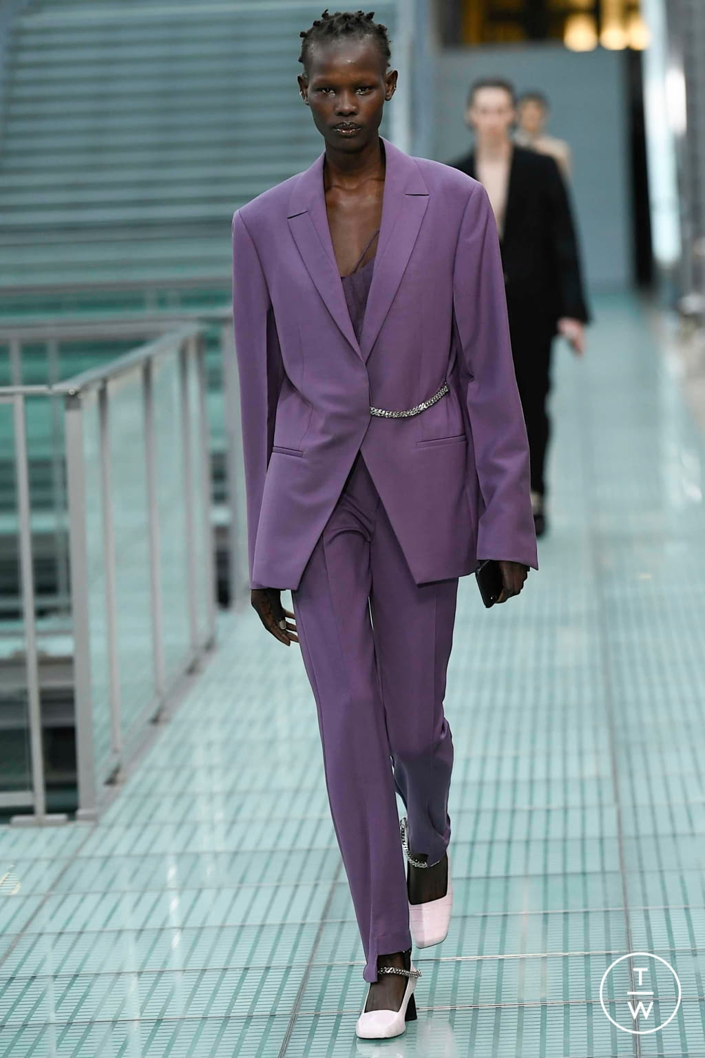 Fashion Week Paris Spring/Summer 2020 look 4 from the Alyx collection womenswear