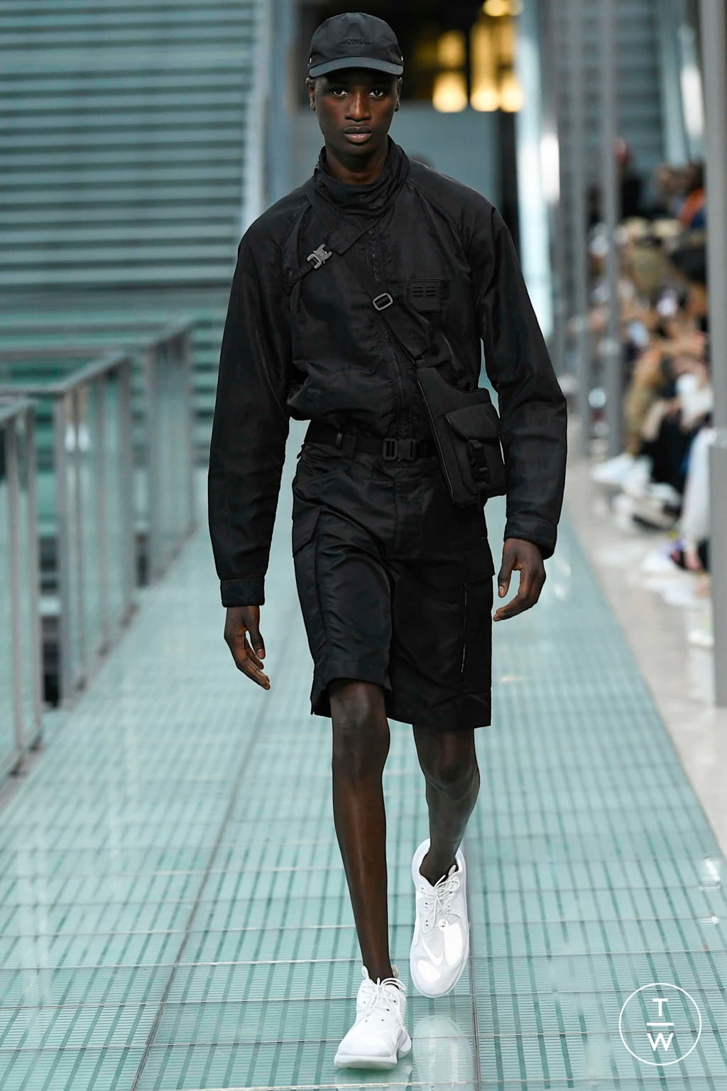 Fashion Week Paris Spring/Summer 2020 look 20 from the Alyx collection menswear