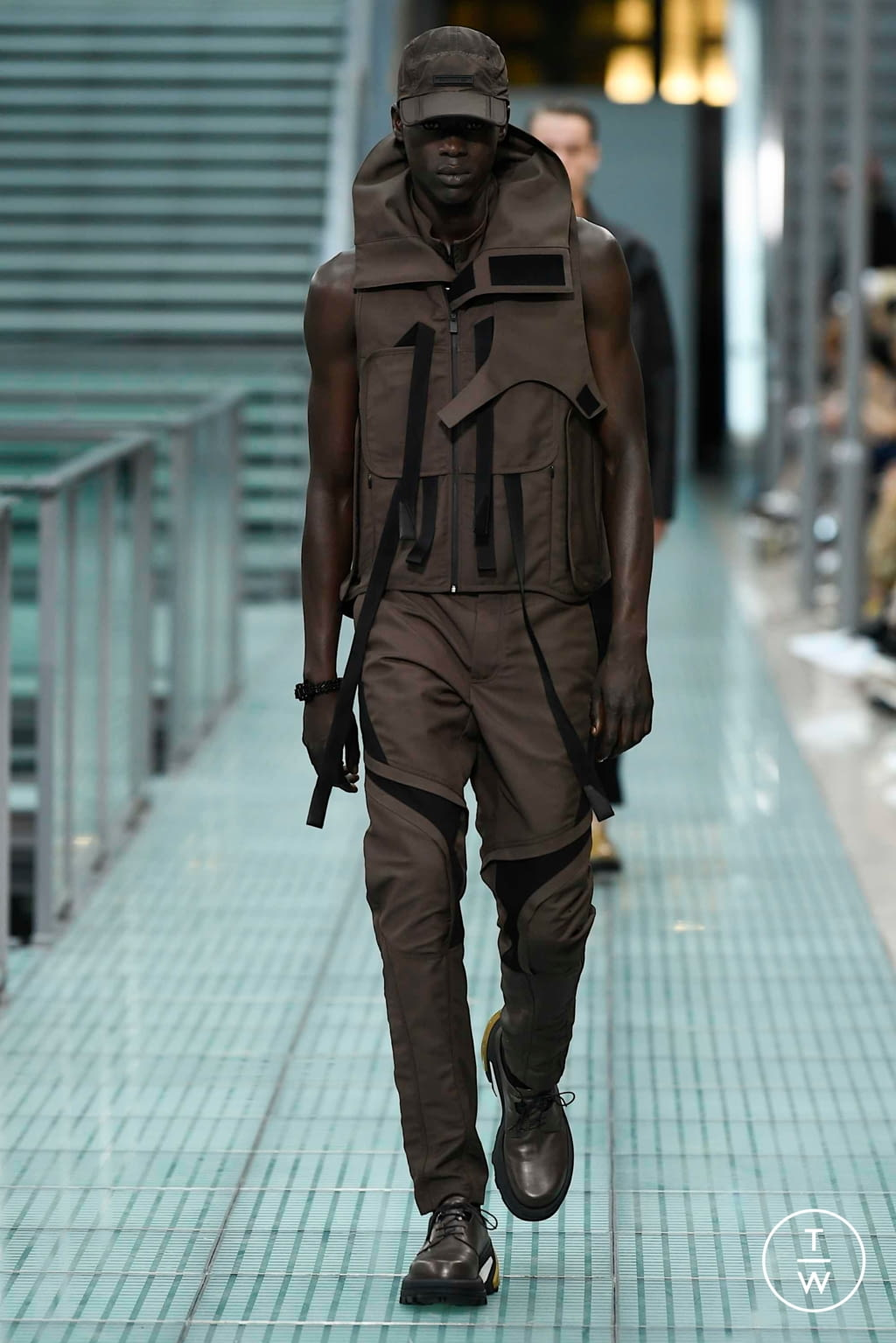 Fashion Week Paris Spring/Summer 2020 look 27 from the Alyx collection menswear